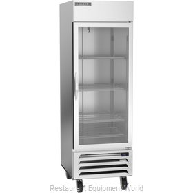 Beverage Air HBR23HC-1-G Refrigerator, Reach-In