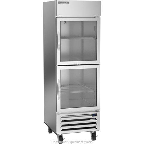 Beverage Air HBR23HC-1-HG Refrigerator, Reach-In