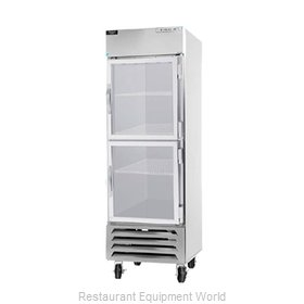 Beverage Air HBR27-1-HG Refrigerator, Reach-in