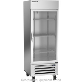 Beverage Air HBR27HC-1-G Refrigerator, Reach-In