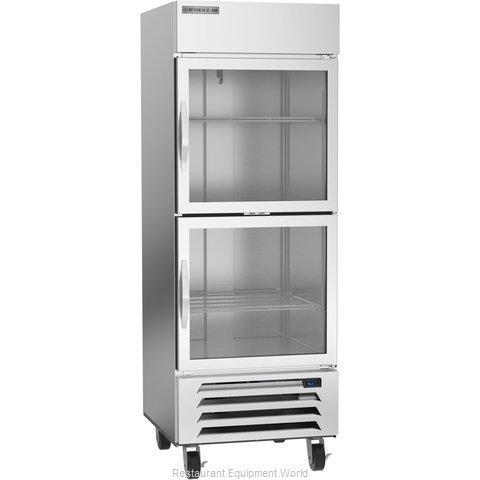 Beverage Air HBR27HC-1-HG Refrigerator, Reach-In