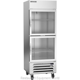 Beverage Air HBR27HC-1-HG Refrigerator, Reach-In