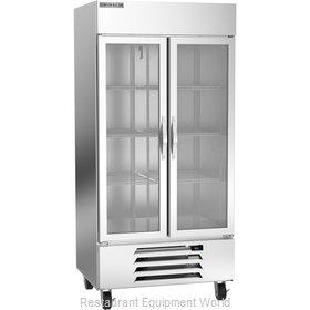 Beverage Air HBR35HC-1-G Refrigerator, Reach-In