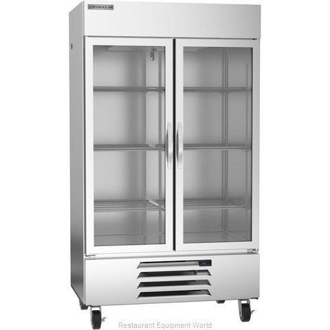 Beverage Air HBR44HC-1-G Refrigerator, Reach-In