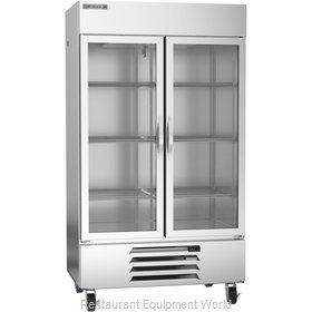 Beverage Air HBR44HC-1-G Refrigerator, Reach-In