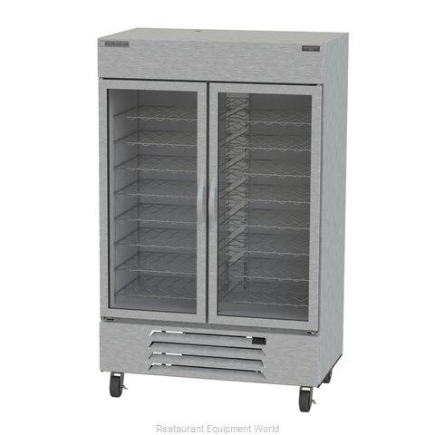 Beverage Air HBR49HC-1-G-WINE Refrigerator, Wine, Reach-In