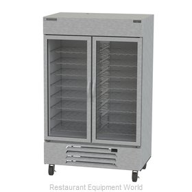 Beverage Air HBR49HC-1-G-WINE Refrigerator, Wine, Reach-In