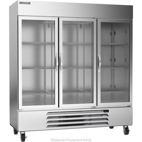 Beverage Air HBR72HC-1-G Refrigerator, Reach-In