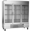 Refrigerador, Vertical <br><span class=fgrey12>(Beverage Air HBR72HC-1-G Refrigerator, Reach-In)</span>