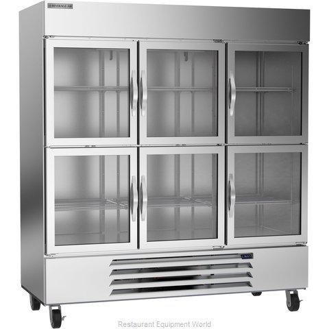 Beverage Air HBR72HC-1-HG Refrigerator, Reach-In