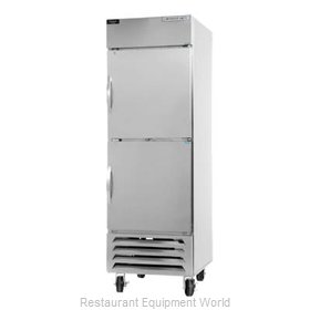 Beverage Air HBRF23-1 Refrigerator Freezer, Reach-In