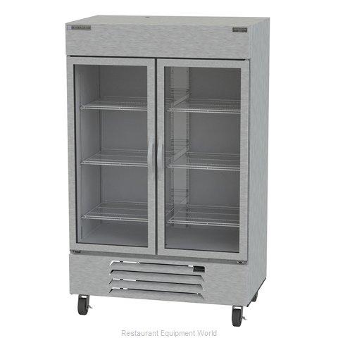 Beverage Air HBRF49G-1-A Refrigerator Freezer, Reach-In