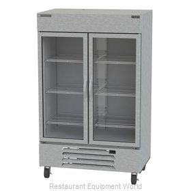 Beverage Air HBRF49G-1-A Refrigerator Freezer, Reach-In