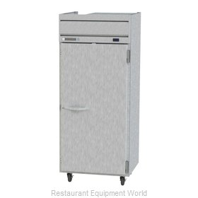Beverage Air HF1W-1S Freezer, Reach-In