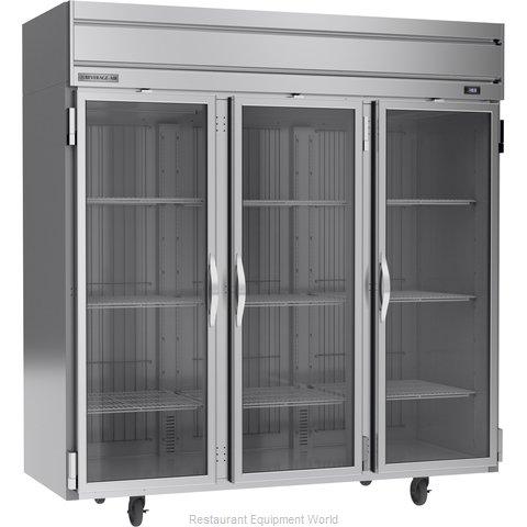Beverage Air HF3HC-1G Freezer, Reach-In