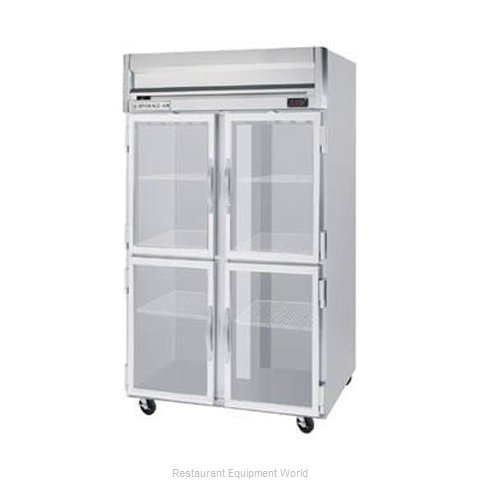 Beverage Air HFS2-1HG Freezer, Reach-In (Magnified)
