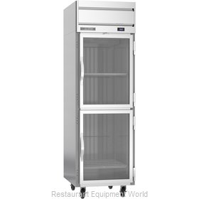 Beverage Air HR1HC-1HG Refrigerator, Reach-In