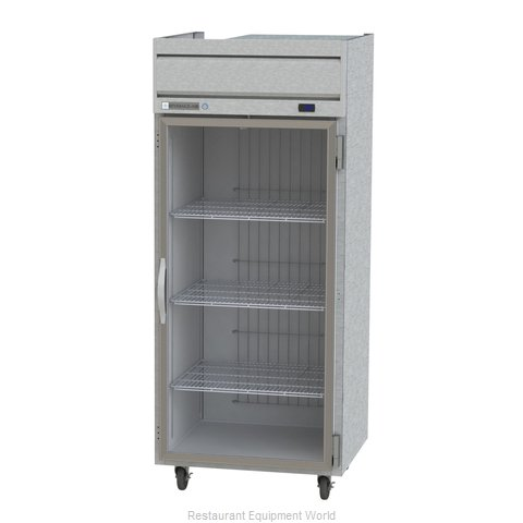 Beverage Air HR1W-1G Refrigerator Reach-in