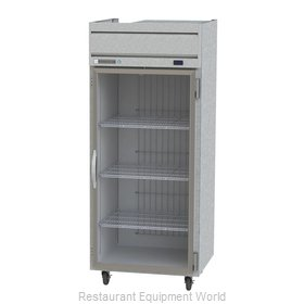 Beverage Air HR1W-1G Refrigerator, Reach-In