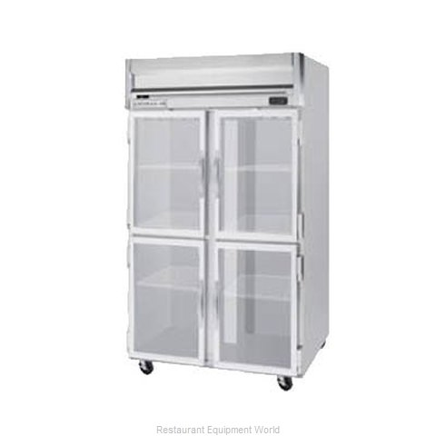 Beverage Air HR2-1HG Refrigerator Reach-in