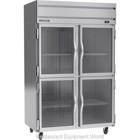 Beverage Air HR2HC-1HG Refrigerator, Reach-In