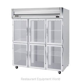 Beverage Air HR3-1HG Refrigerator, Reach-In
