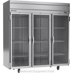 Beverage Air HR3HC-1G Refrigerator, Reach-In