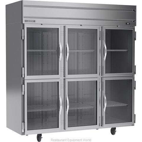 Beverage Air HR3HC-1HG Refrigerator, Reach-In