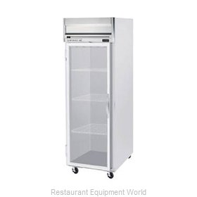 Beverage Air HRPS1-1G Refrigerator, Reach-In