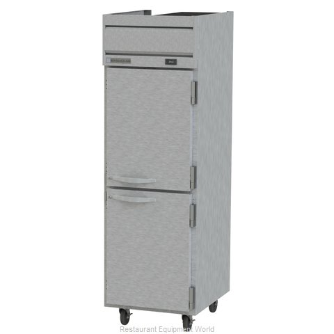 Beverage Air HRPS1HC-1HS Refrigerator, Reach-In (Magnified)