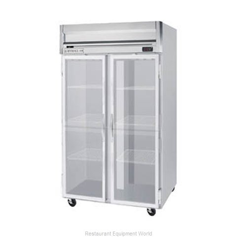 Beverage Air HRPS2-1G Refrigerator, Reach-In (Magnified)