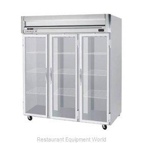 Beverage Air HRPS3HC-1G Refrigerator, Reach-In