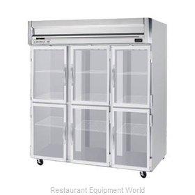 Beverage Air HRPS3HC-1HG Refrigerator, Reach-In
