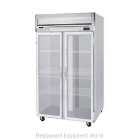 Beverage Air HRS2-1G Refrigerator Reach-in