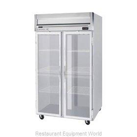 Beverage Air HRS2HC-1G Refrigerator, Reach-In