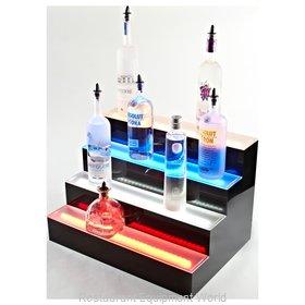 Beverage Air LBD4-24L Liquor Bottle Display, Countertop