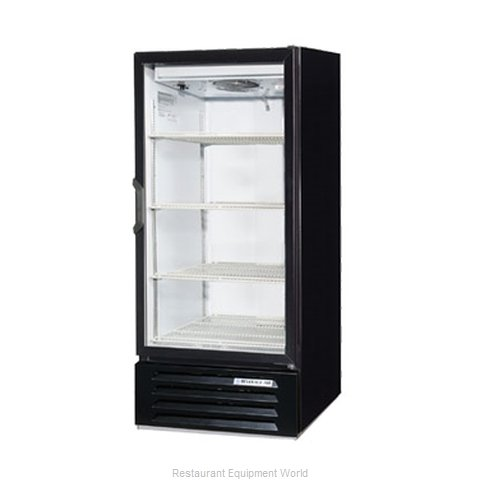 Beverage Air LV10-1-B-LED Refrigerator Merchandiser