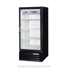 Beverage Air LV10-1-W-LED Refrigerator Merchandiser
