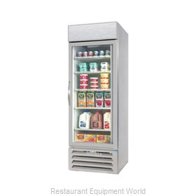 Beverage Air MMF23-1-W-EL Freezer, Merchandiser