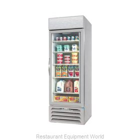 Beverage Air MMF23-1-W-LED Freezer Merchandiser