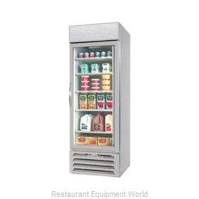 Beverage Air MMF23-1-W-LED Freezer, Merchandiser