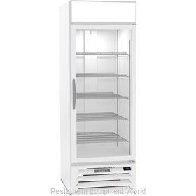 Beverage Air MMF23HC-1-W Freezer, Merchandiser