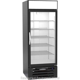 Beverage Air MMF27HC-1-B Freezer, Merchandiser