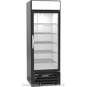 Beverage Air MMR23HC-1-B Refrigerator, Merchandiser