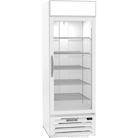Beverage Air MMR23HC-1-W Refrigerator, Merchandiser