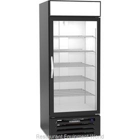 Beverage Air MMR27HC-1-B-WINE Refrigerator, Wine, Reach-In