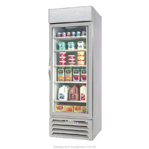 Beverage Air MMR27HC-1-SS-WINE Refrigerator, Wine, Reach-In