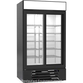 Beverage Air MMR38HC-1-B Refrigerator, Merchandiser