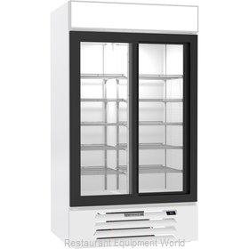 Beverage Air MMR38HC-1-W Refrigerator, Merchandiser