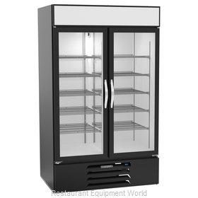 Beverage Air MMR44HC-1-B-WINE Refrigerator, Wine, Reach-In